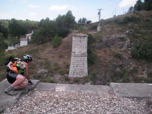 Foto 3 - Puente desmantelado