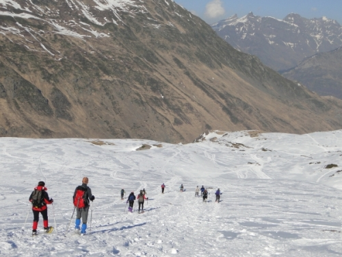 Foto 9 - El descenso que más parece una desbandada (Izadi Kirolak)
